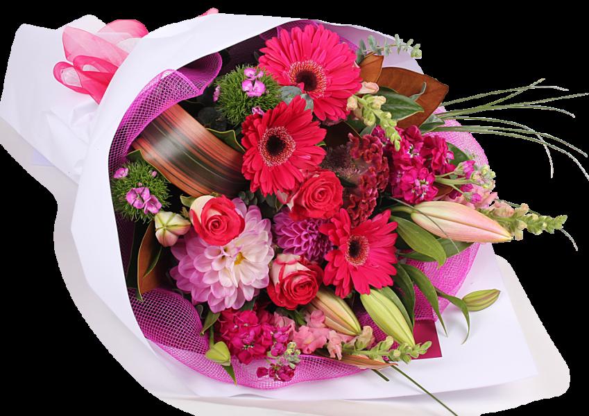 Birthday Flowers Bouquet Transparent PNG SVG Clip arts