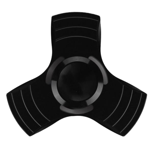 Black Fidget Spinner PNG Transparent Picture SVG Clip arts