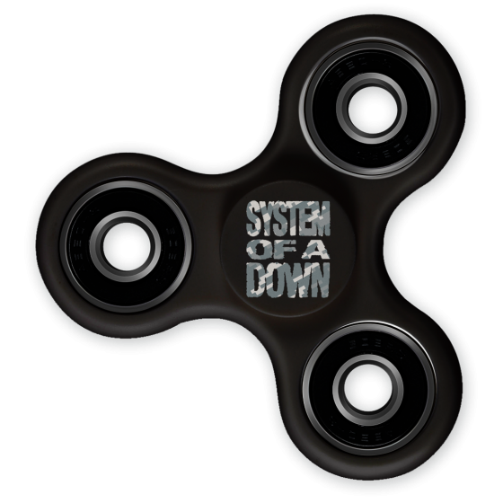 Black Fidget Spinner Transparent Images PNG SVG Clip arts