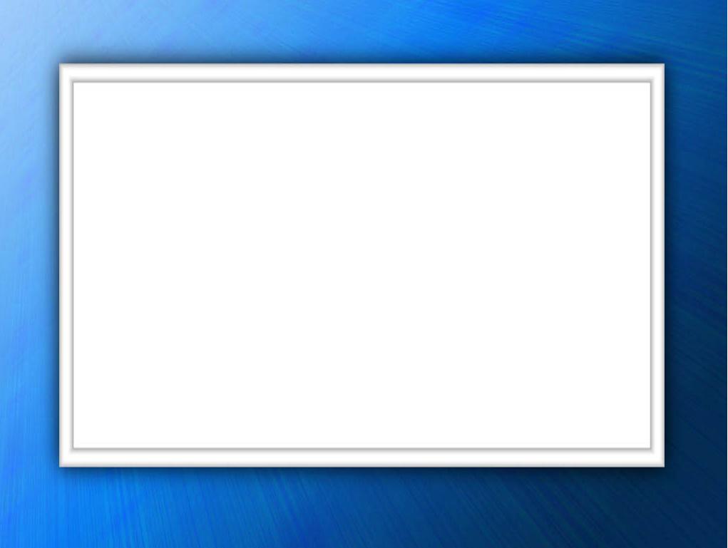 Blue Border Frame PNG Free Download SVG Clip arts