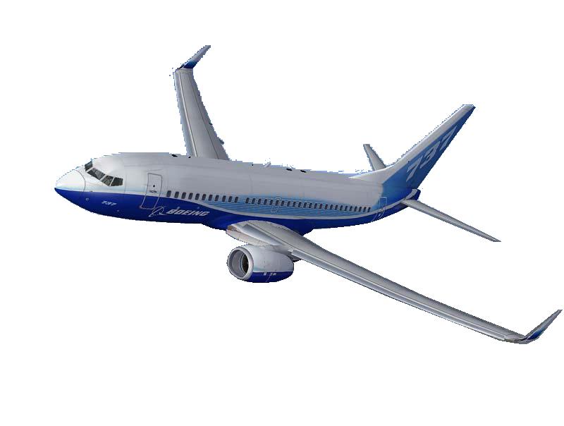 Boeing Transparent Background SVG Clip arts