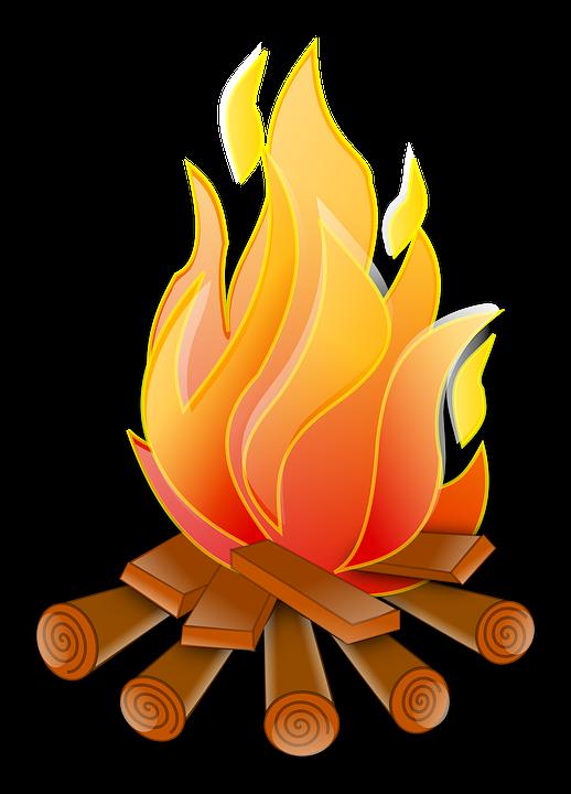 Bonfire PNG Picture SVG Clip arts
