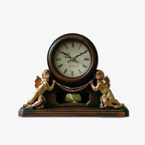 Bracket Clock Transparent Background SVG Clip arts