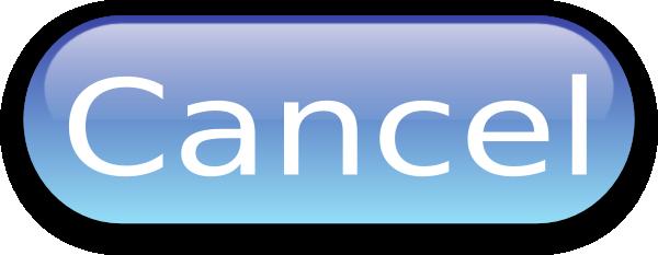 Cancel Button PNG Image SVG Clip arts