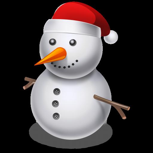 Cartoon Snowman PNG SVG Clip arts