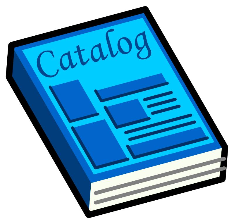 Catalog PNG Pic SVG Clip arts