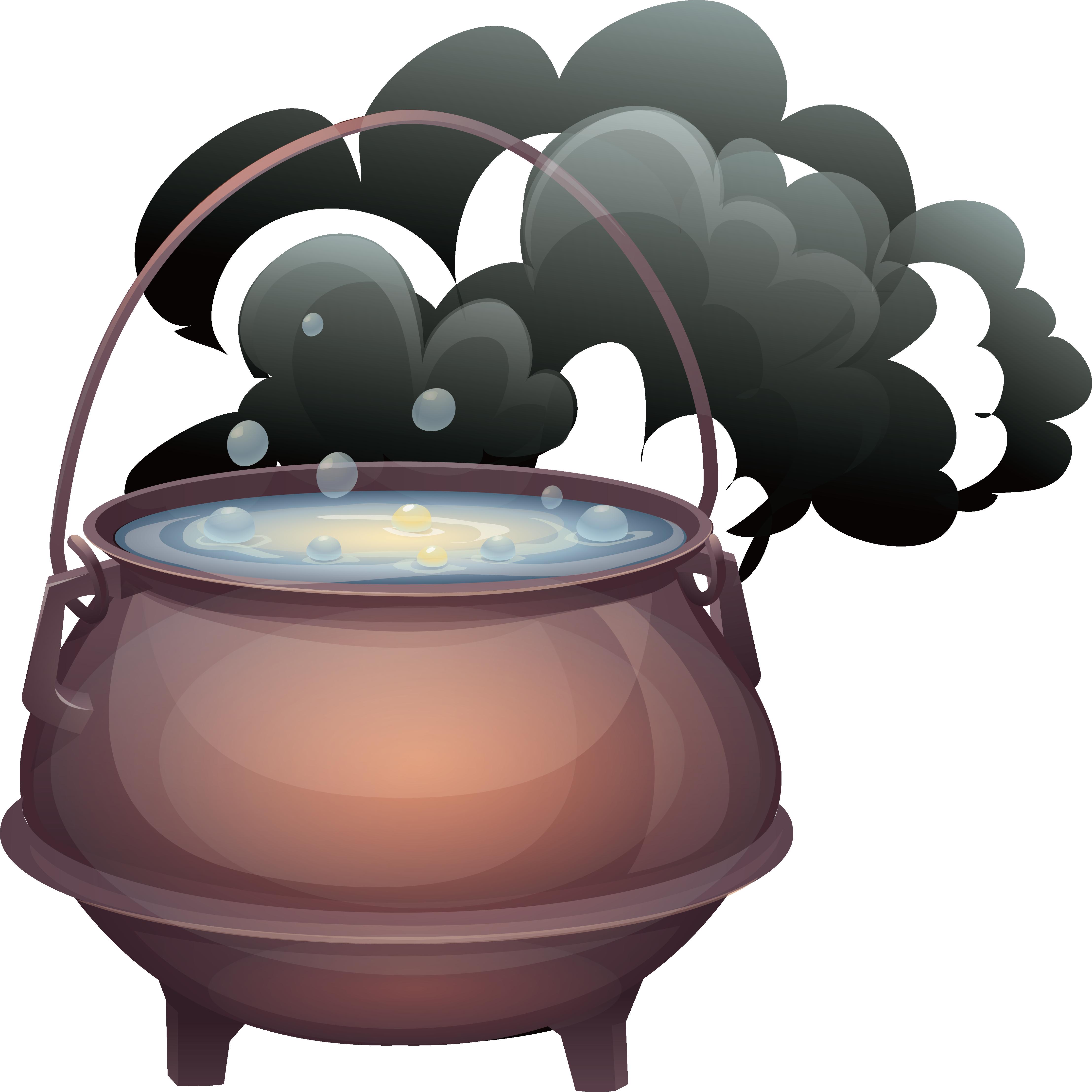 Cauldron PNG Pic SVG Clip arts