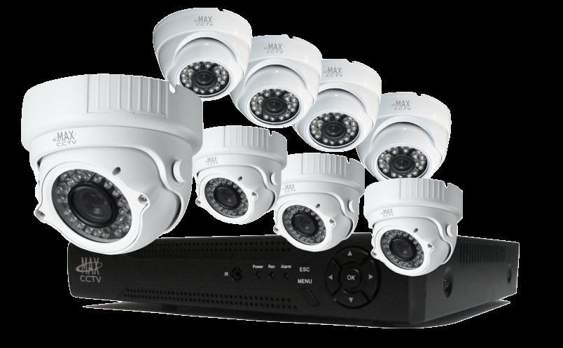 CCTV Camera Transparent Images PNG SVG Clip arts
