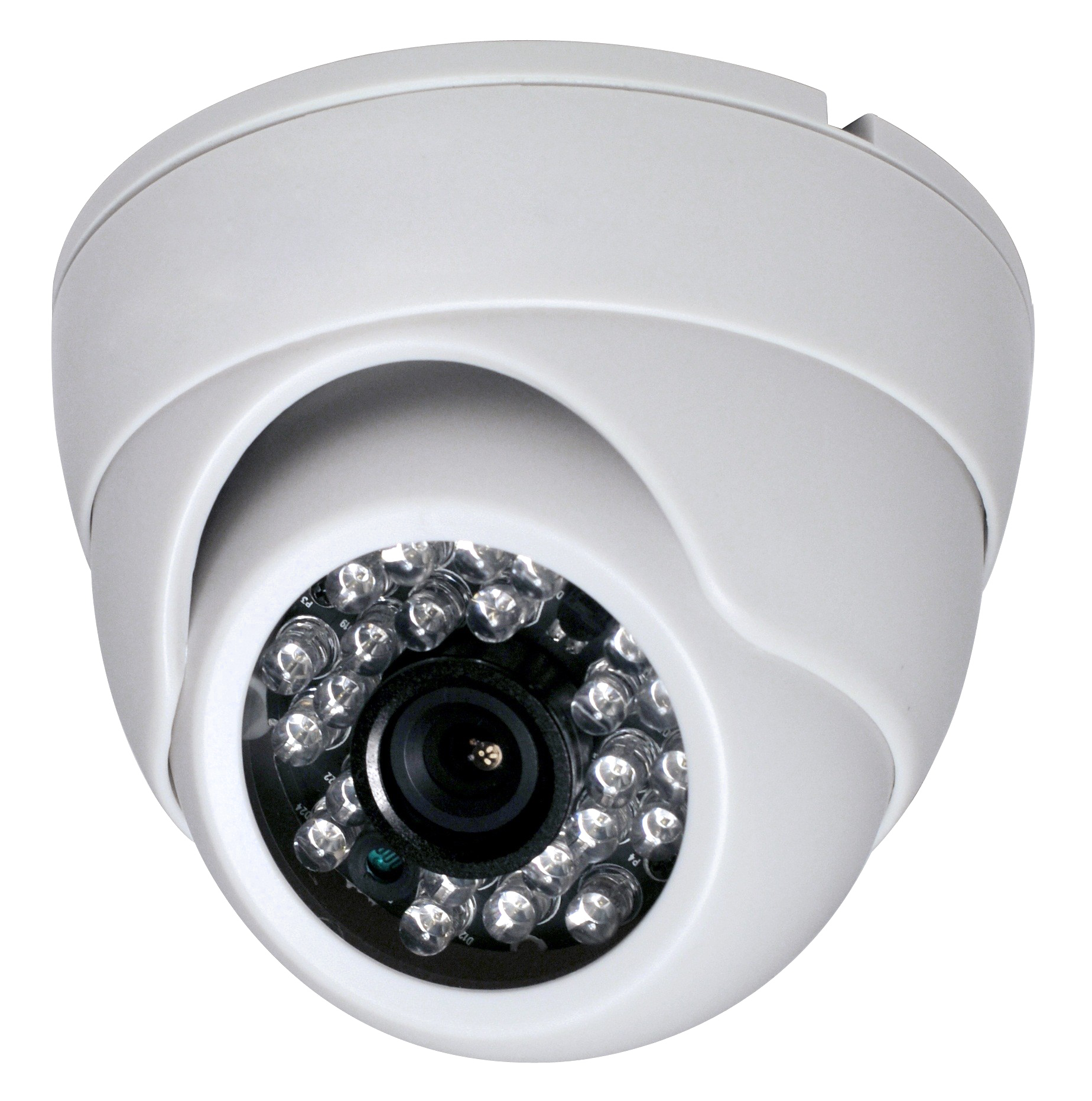 CCTV Dome Camera PNG Transparent Image SVG Clip arts