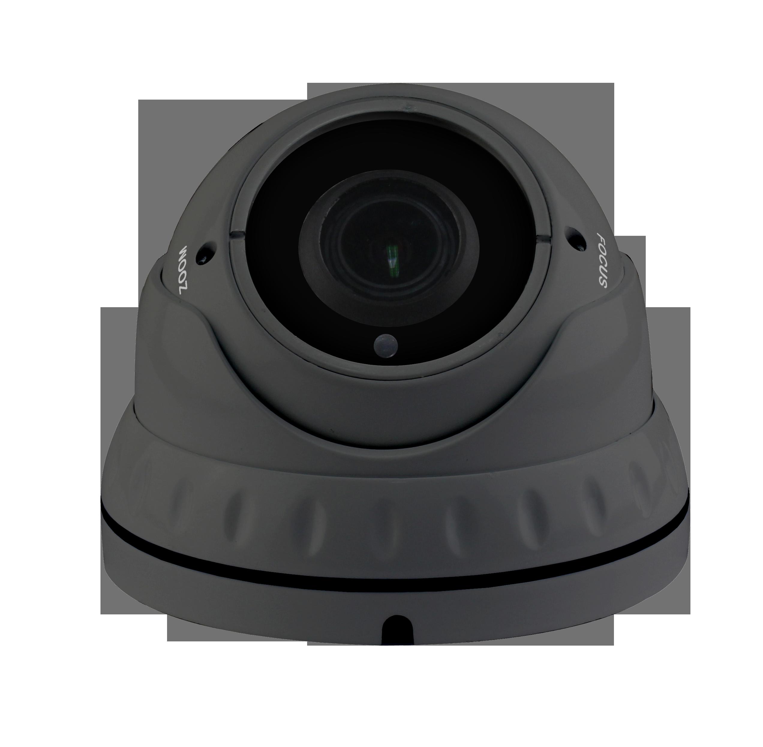 CCTV Dome Camera Transparent PNG SVG Clip arts