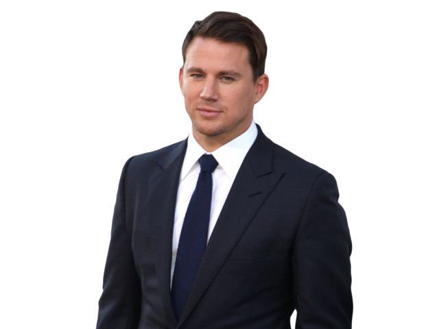 Channing Tatum PNG File SVG Clip arts