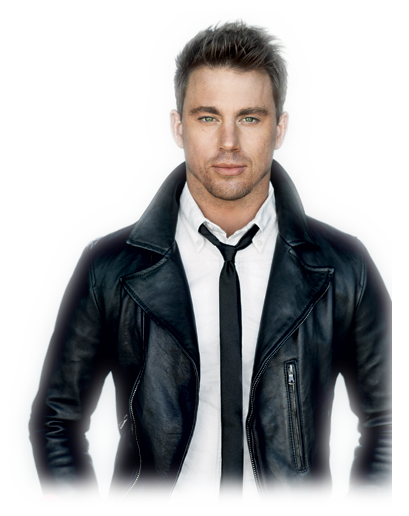 Channing Tatum PNG Pic SVG Clip arts