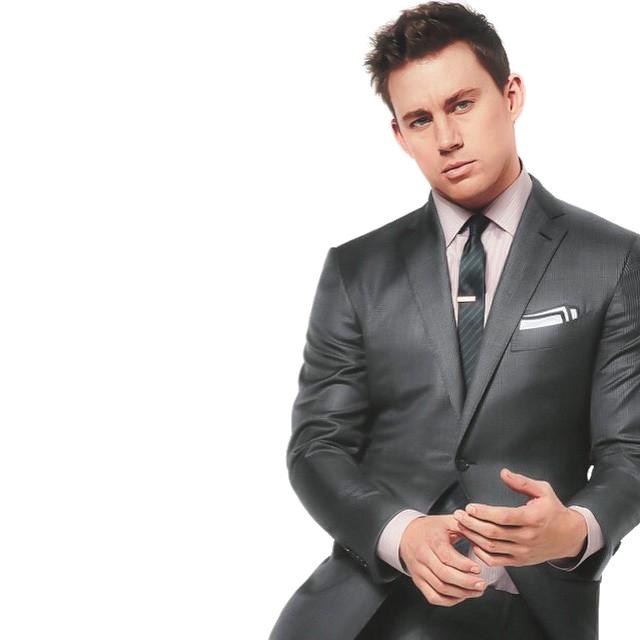 Channing Tatum Transparent PNG SVG Clip arts