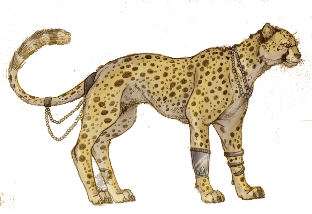 Cheetah PNG Picture SVG Clip arts