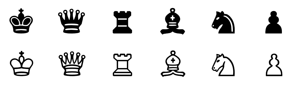 Chess Transparent PNG SVG Clip arts