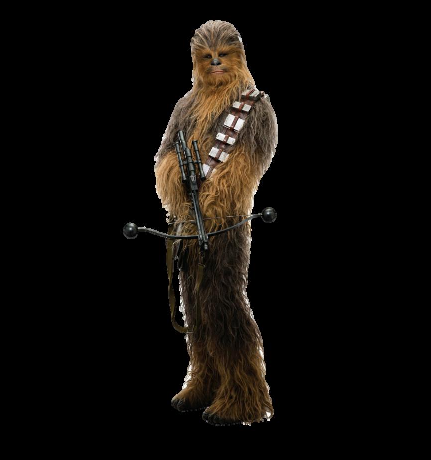 Chewbacca PNG HD SVG Clip arts