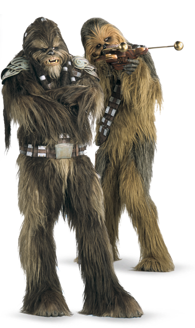 Chewbacca PNG Picture SVG Clip arts