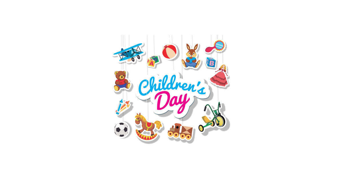 Children�s Day PNG Transparent Picture SVG Clip arts
