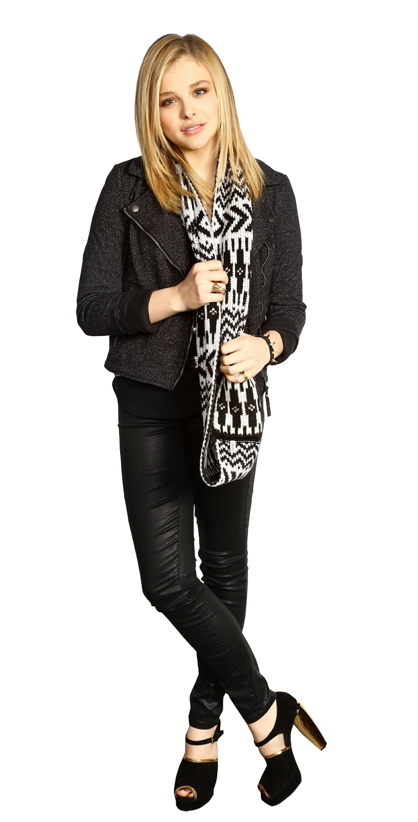 Chloe Grace Moretz PNG Pic SVG Clip arts