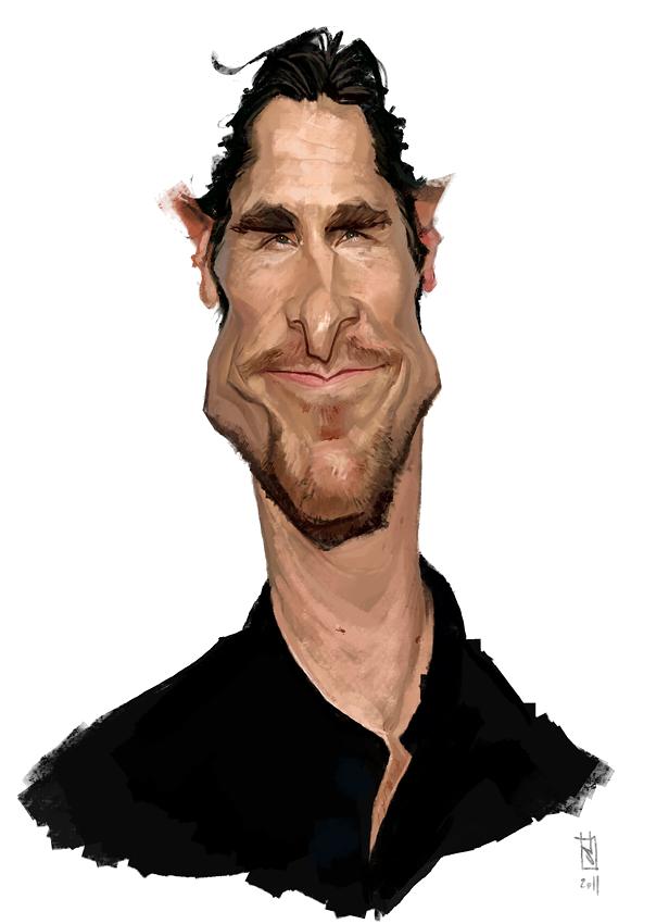 Christian Bale PNG Image SVG Clip arts