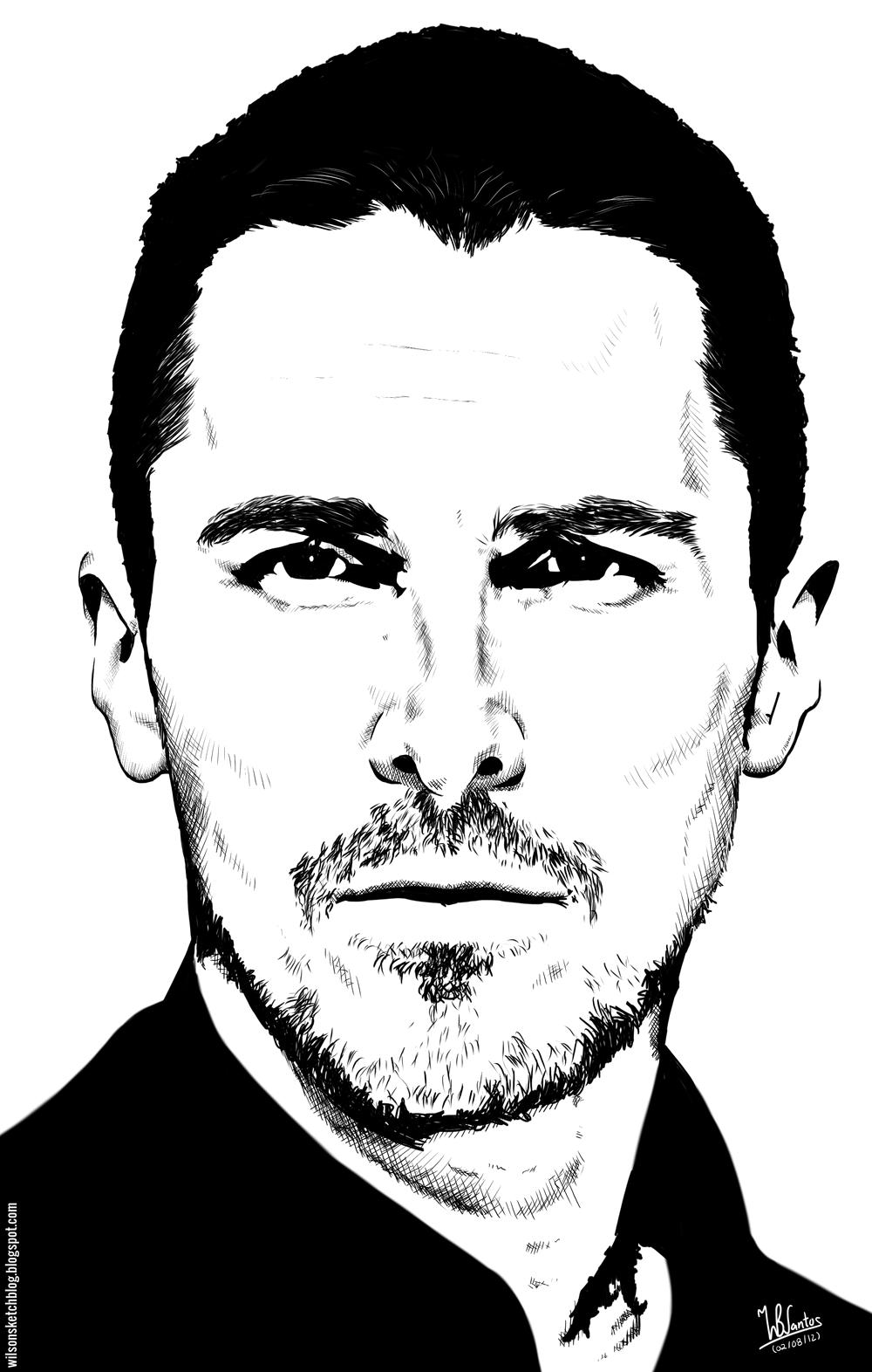 Christian Bale PNG Pic SVG Clip arts