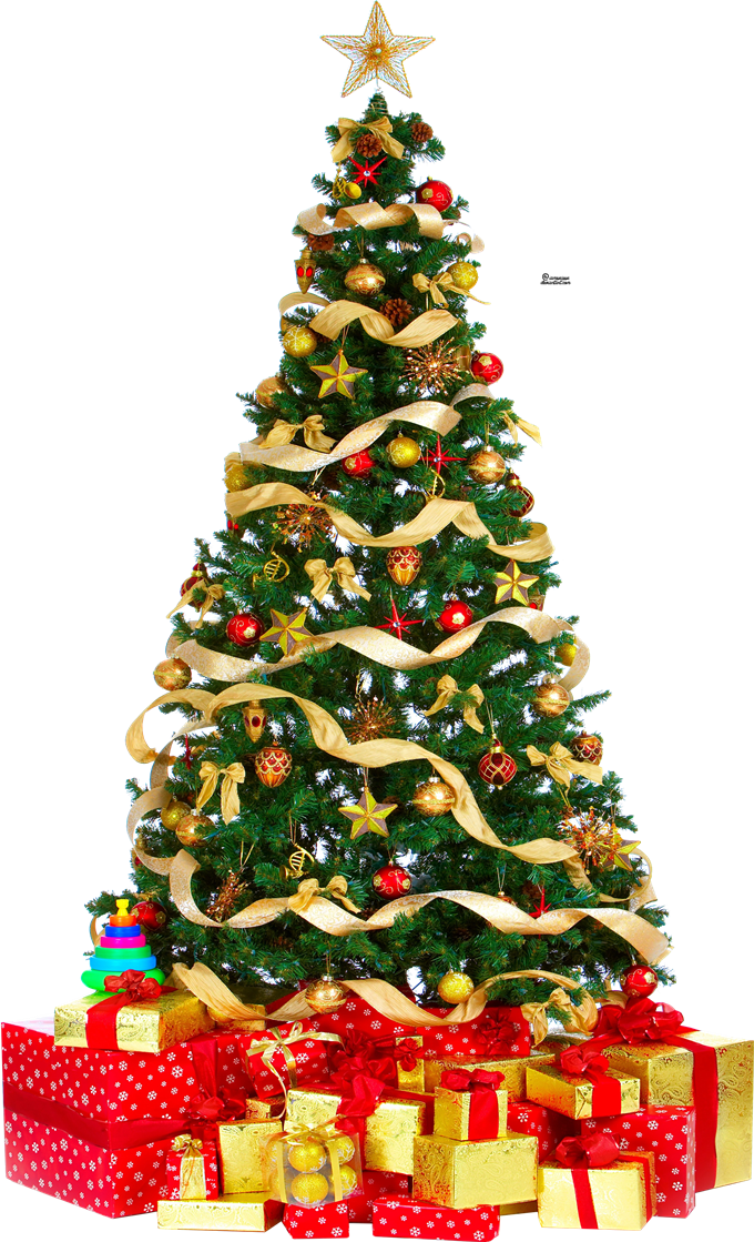 Christmas Tree PNG Free Download SVG Clip arts
