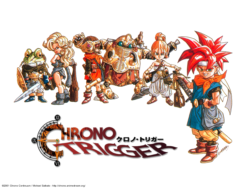 Chrono Trigger PNG Photos SVG Clip arts