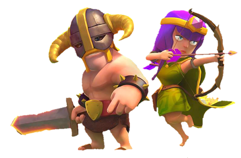 Clash of Clans PNG File SVG Clip arts