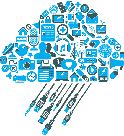 Cloud Computing PNG Image SVG Clip arts
