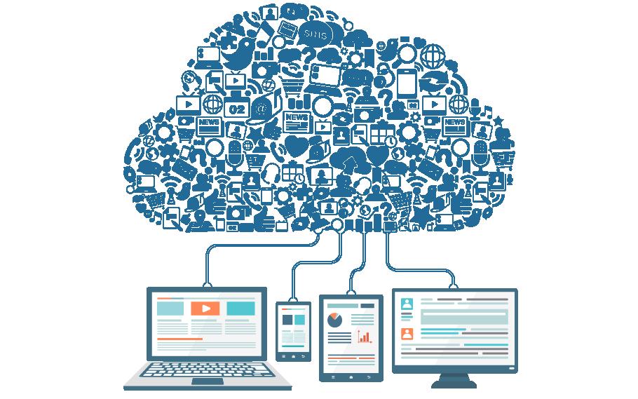 Cloud Hosting PNG Image SVG Clip arts