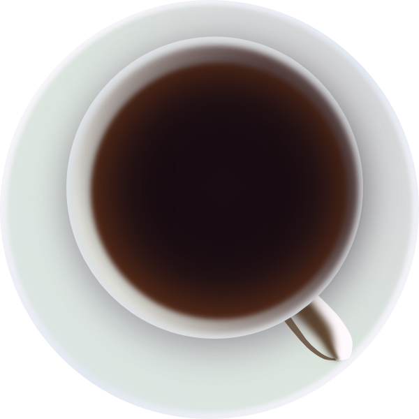 Coffee Mug Top PNG File SVG Clip arts