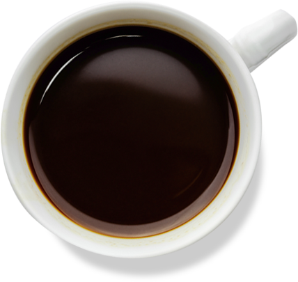 Coffee Mug Top PNG Transparent Picture SVG Clip arts