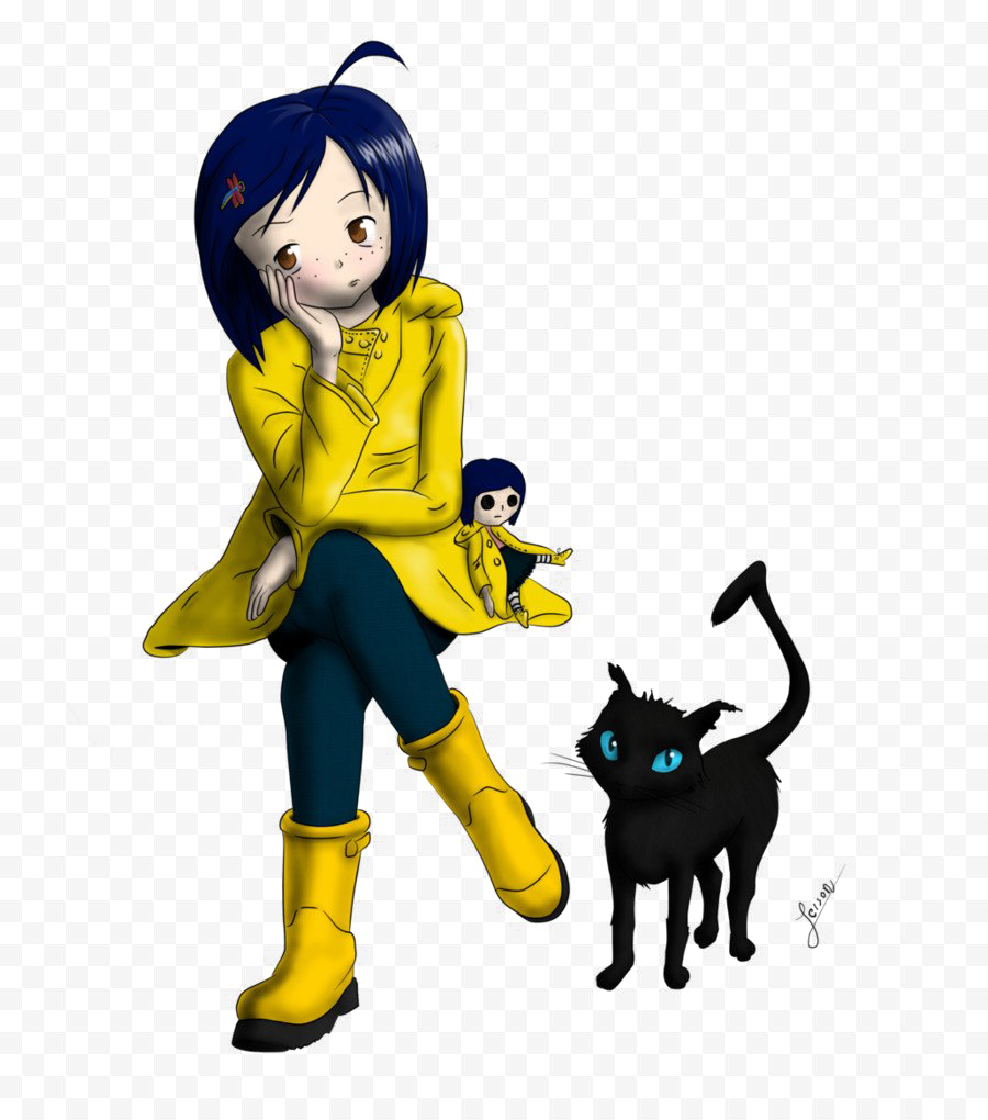 Coraline Png Image Hd Png Svg Clip Art For Web Download Clip Art Png Icon Arts