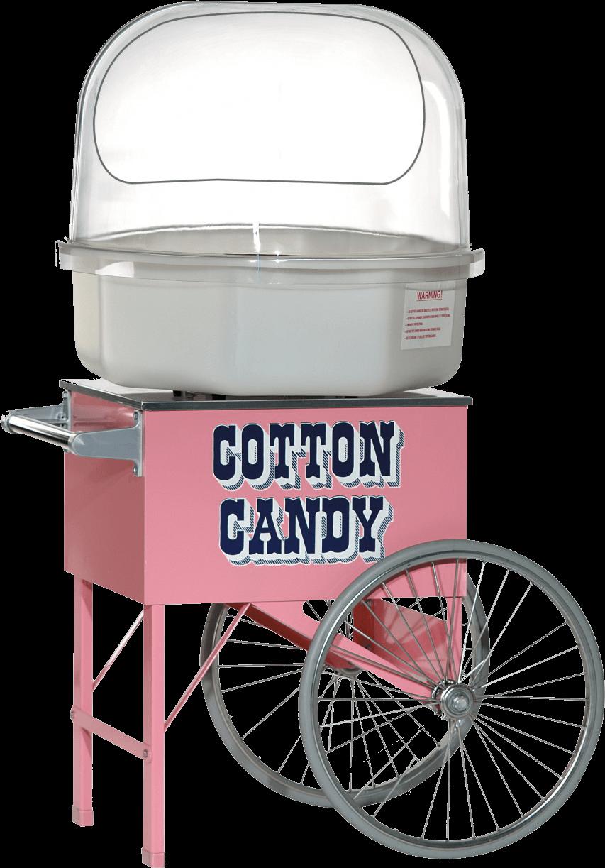 Cotton Candy Machine PNG Transparent Image SVG Clip arts