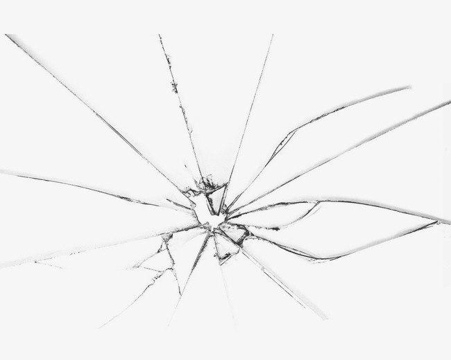Crack PNG File SVG Clip arts