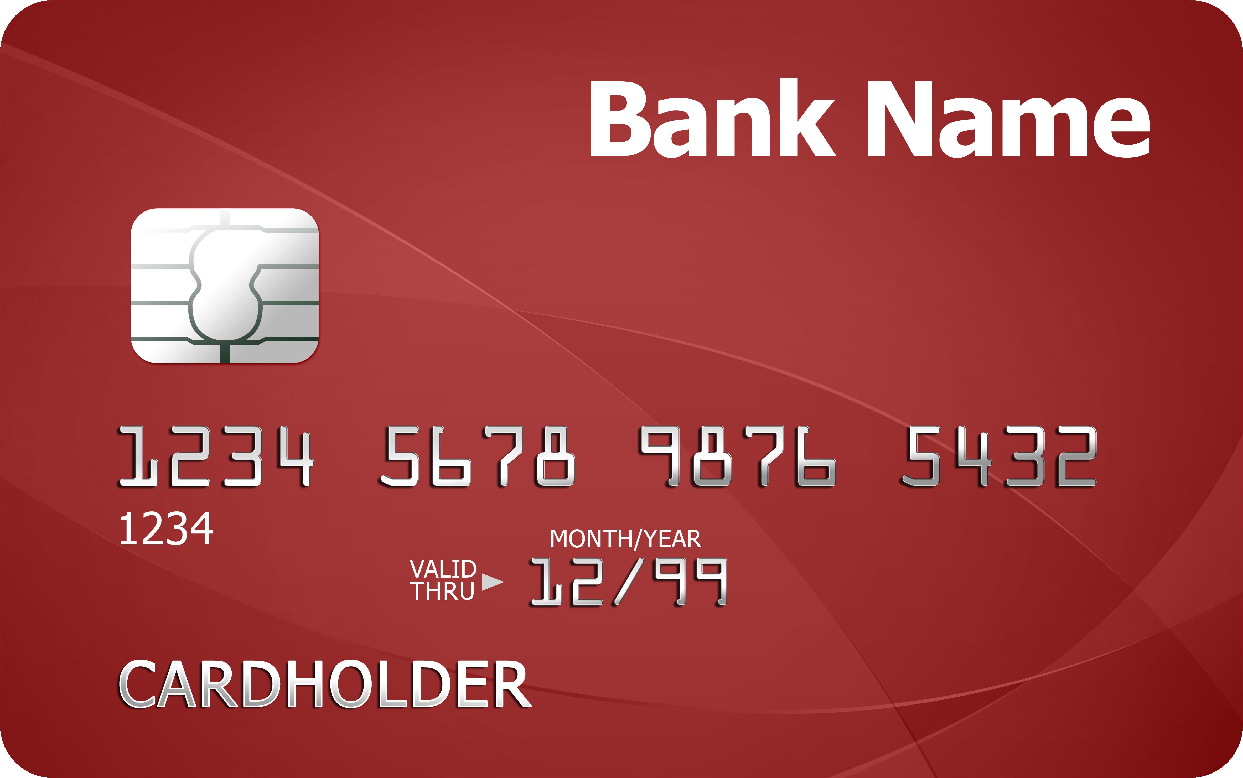 Credit Card PNG Clipart SVG Clip arts
