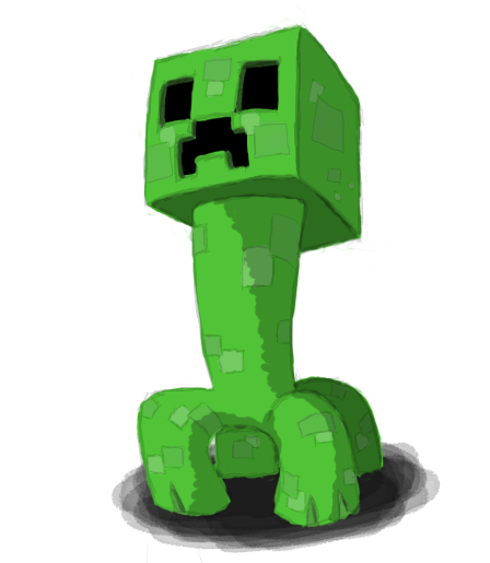 Creeper PNG Transparent Image SVG Clip arts