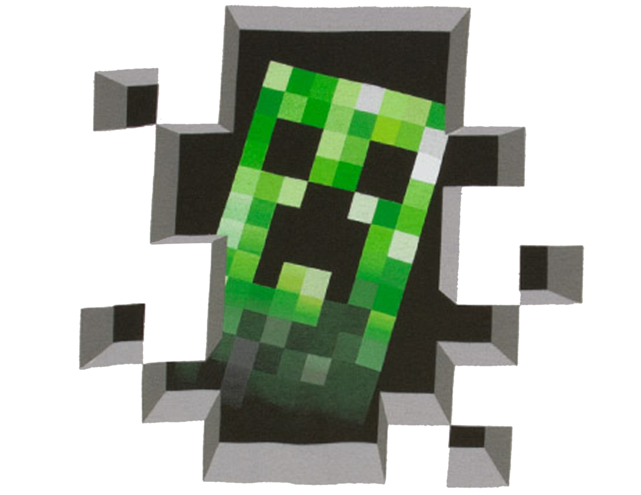 Creeper Transparent PNG SVG Clip arts