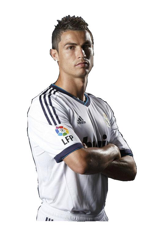 Cristiano Ronaldo PNG Clipart SVG Clip arts