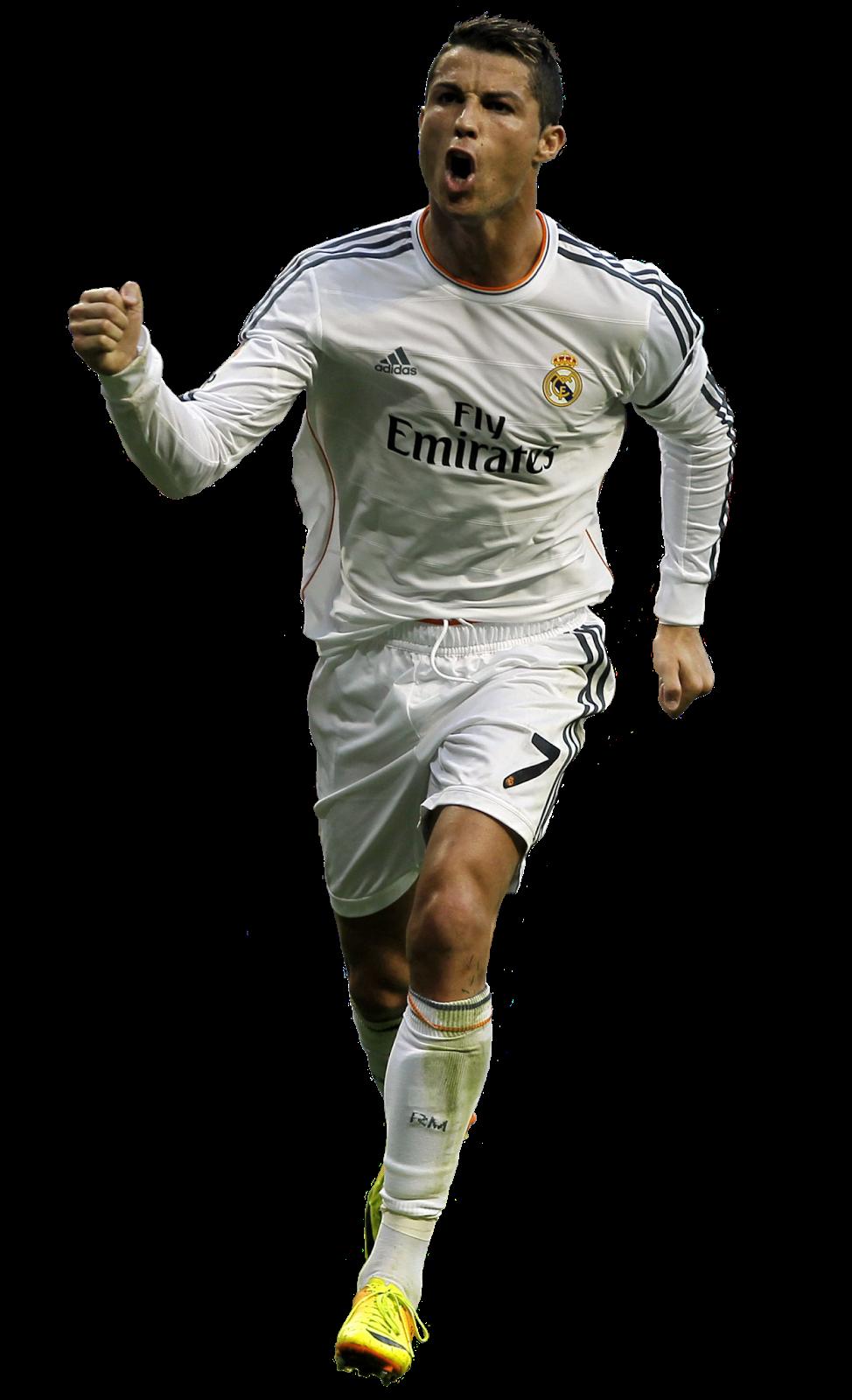Cristiano Ronaldo PNG Pic SVG Clip arts