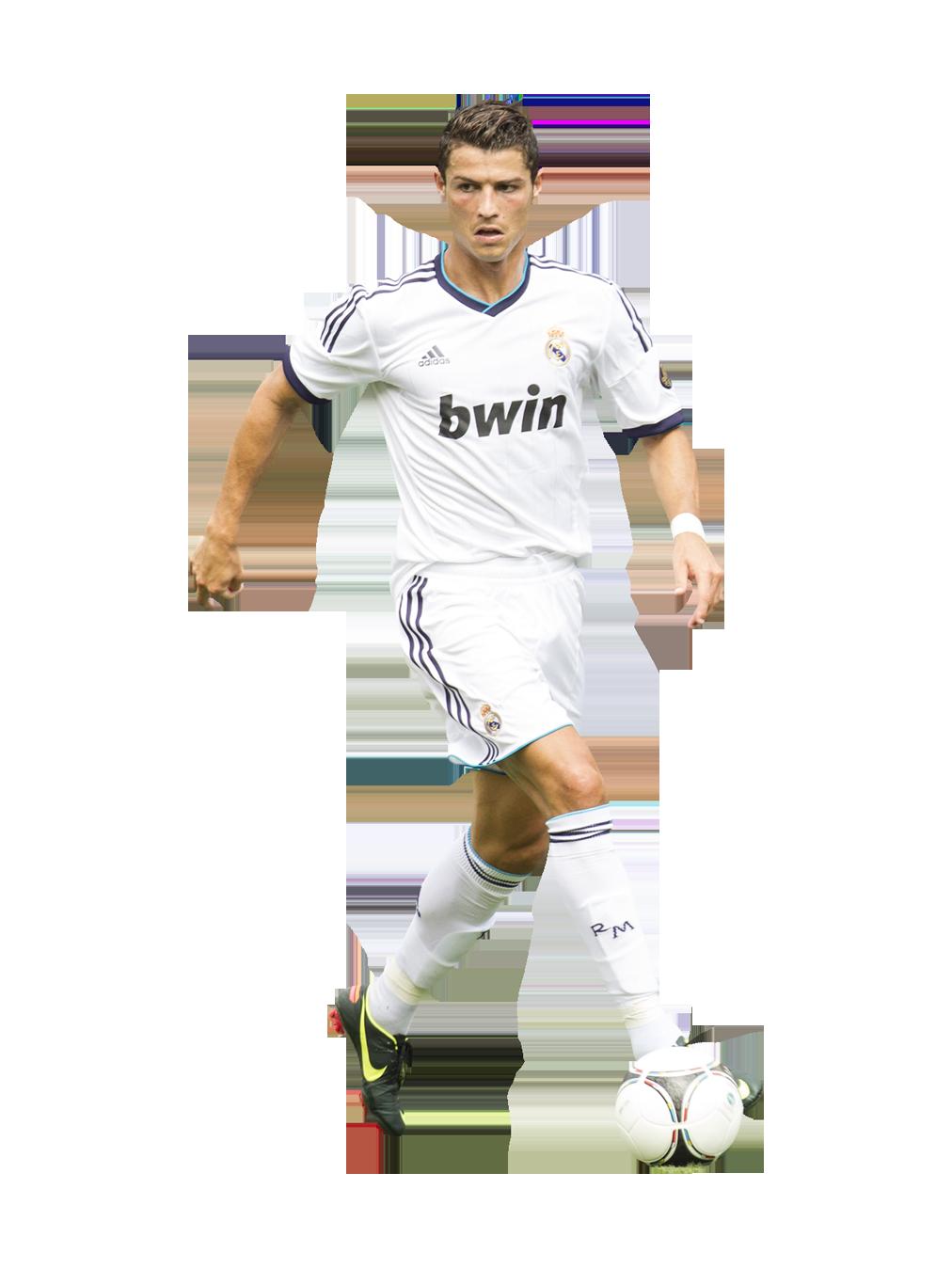 Cristiano Ronaldo PNG Transparent SVG Clip arts