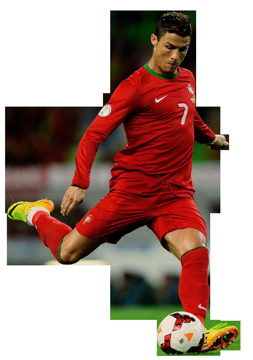 Cristiano Ronaldo Transparent PNG SVG Clip arts