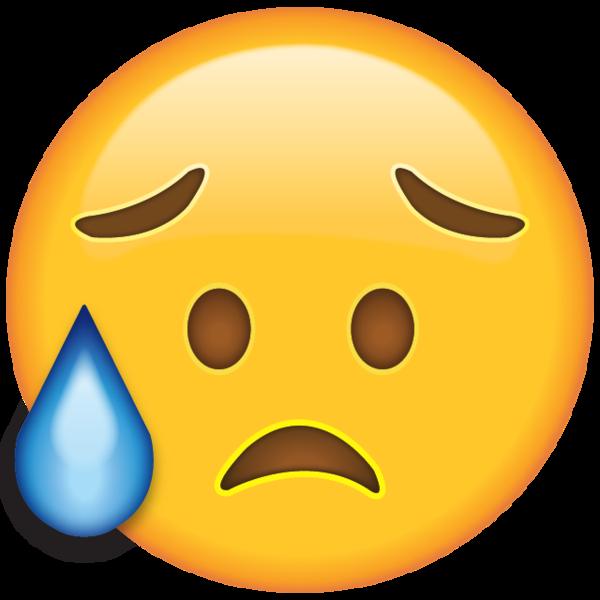 Crying Emoji PNG Transparent Image SVG Clip arts