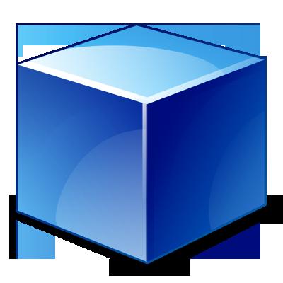 Free Clipart: Cube   buggi