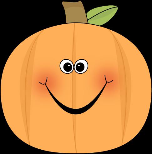 Cute Pumpkin PNG Clipart SVG Clip arts
