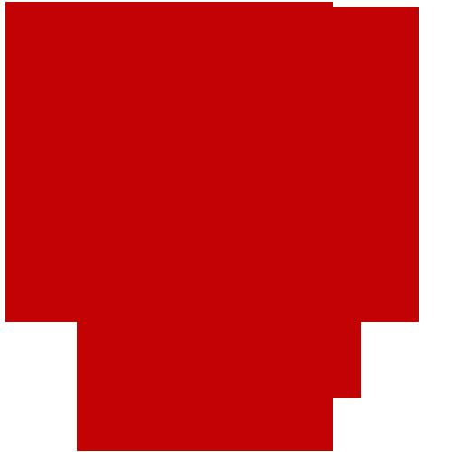Dark Red Heart PNG HD SVG Clip arts