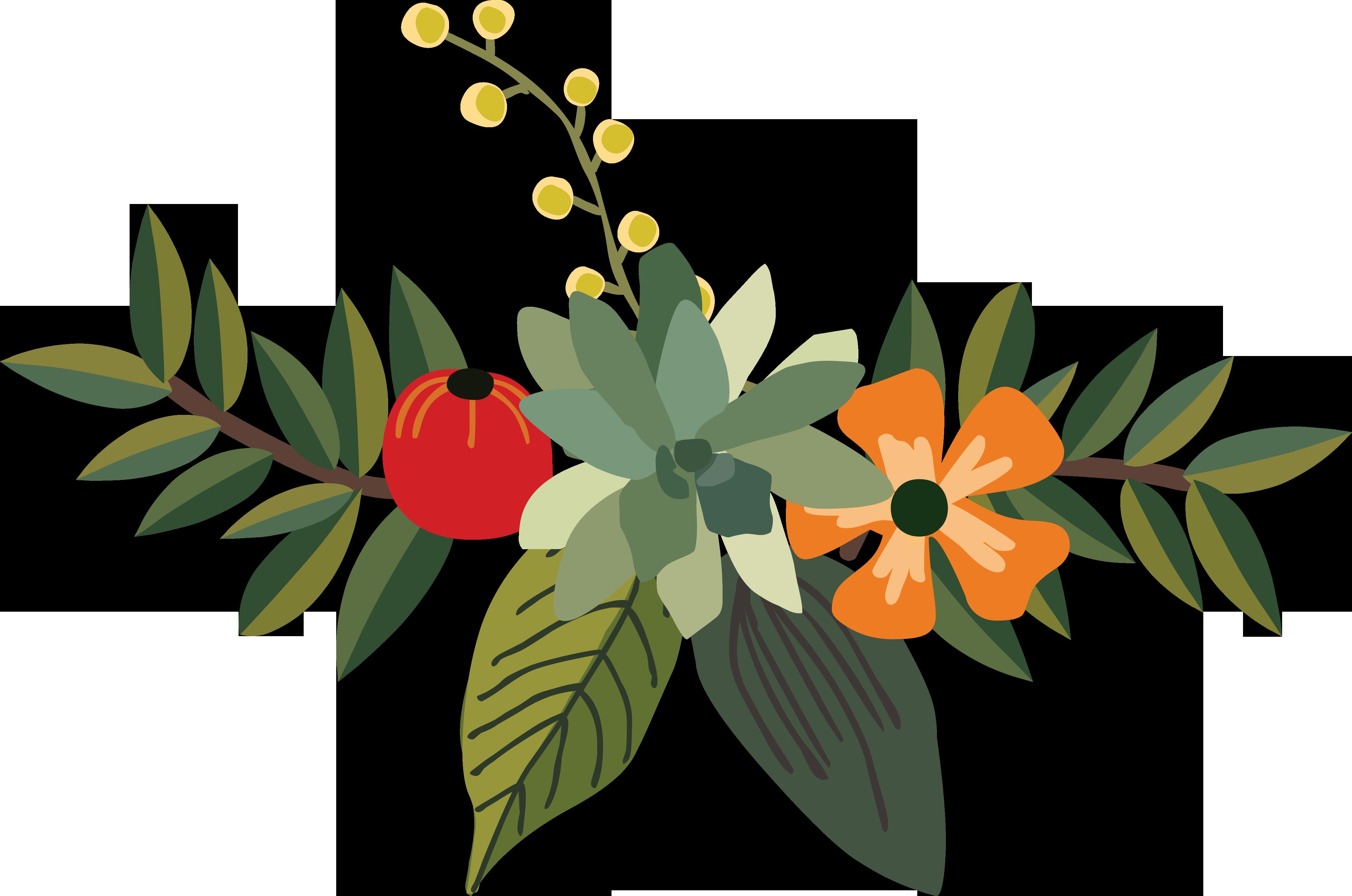 Decorative Leaf PNG Pic SVG Clip arts