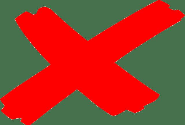 Denial PNG File SVG Clip arts