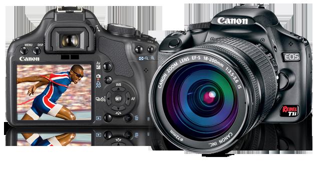Digital SLR Camera PNG Pic SVG Clip arts