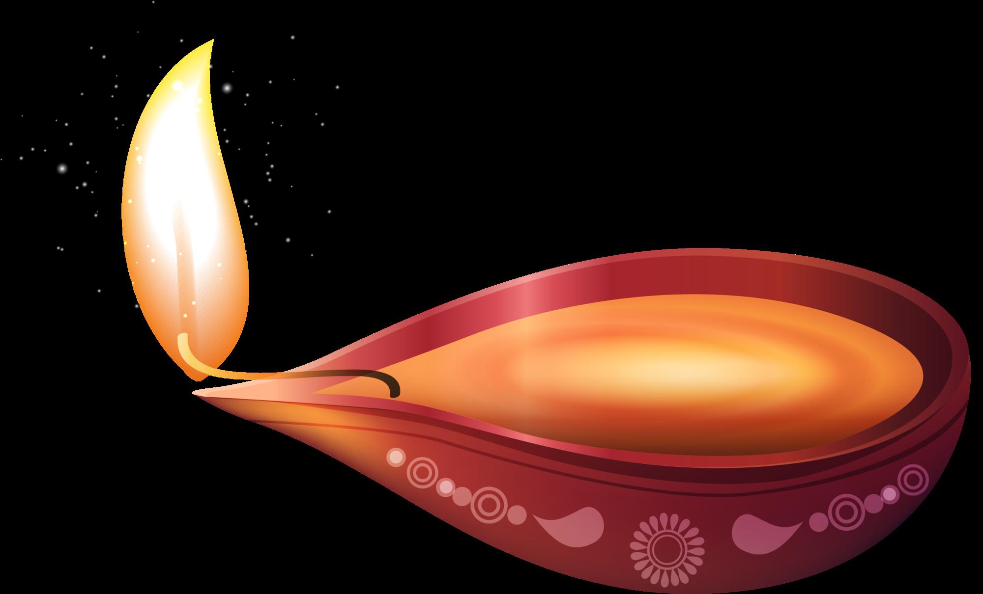 Diwali Diya PNG Transparent Image SVG Clip arts